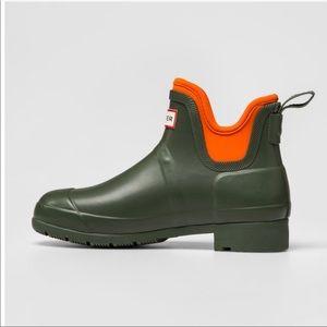 Hunter for Target Boots oOlive Size 8